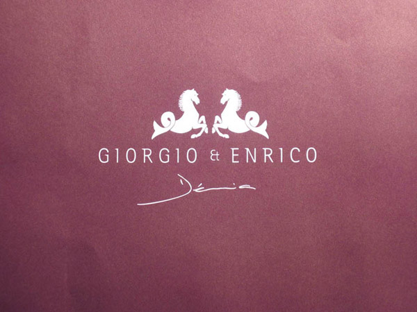 Girgio et Enrico. Corporative design.